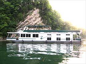 Norris Lake houseboat and Boat Rentals - Norris Lake Houseboat