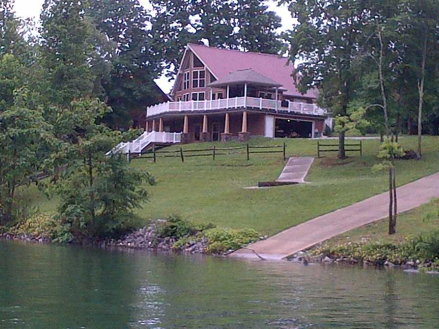 Garrett S Retreat Norris Lake Tn House Vacation Rental